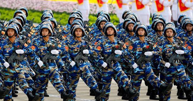 Quy định mới về tiền lương của quân nhân, viên chức quốc phòng