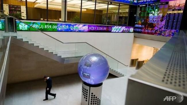 Cổ phiếu châu Âu, Mỹ rớt mạnh sau các vụ nổ ở Brussels