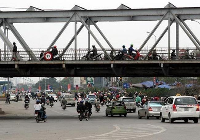 Hà Nội xây dựng cầu vượt nút giao thông Trần Hưng Đạo- Lương Yên