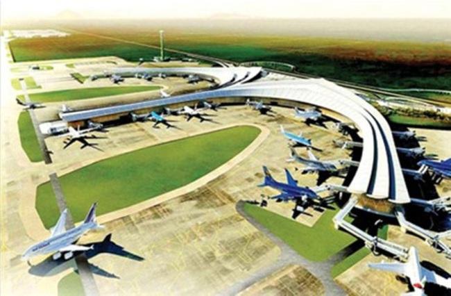 Sẽ tổ chức thi tuyển phương án kiến trúc sân bay Long Thành