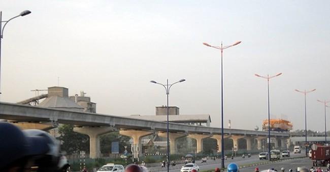 Tiến độ tuyến Metro số 1 đã thực hiện được đến đâu?