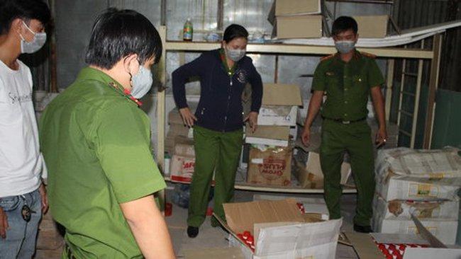 Cần Thơ phát hiện cơ sở sản xuất phân bón không phép