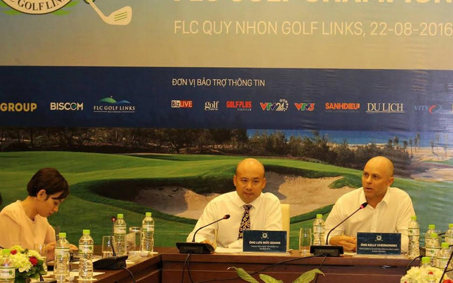 Người Việt đầu tiên vào top 30 người quyền lực nhất làng golf thế giới