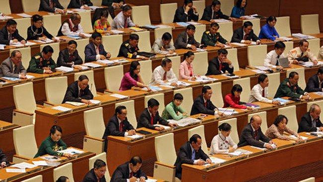 Hà Nội nhận hồ sơ ứng cử đại biểu QH, HĐND