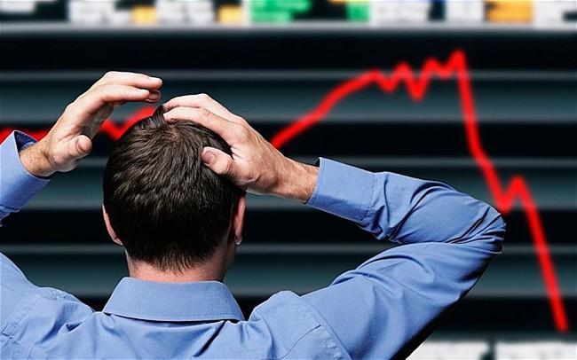 """Khối ngoại giảm mua, VnIndex """"vấp ngã"""" trước ngưỡng 600 điểm"""