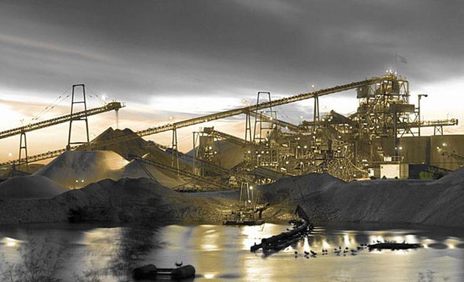 """Giá vonfram ở mức thấp, Masan Resources tiếp tục lãi """"nhỏ giọt"""""""