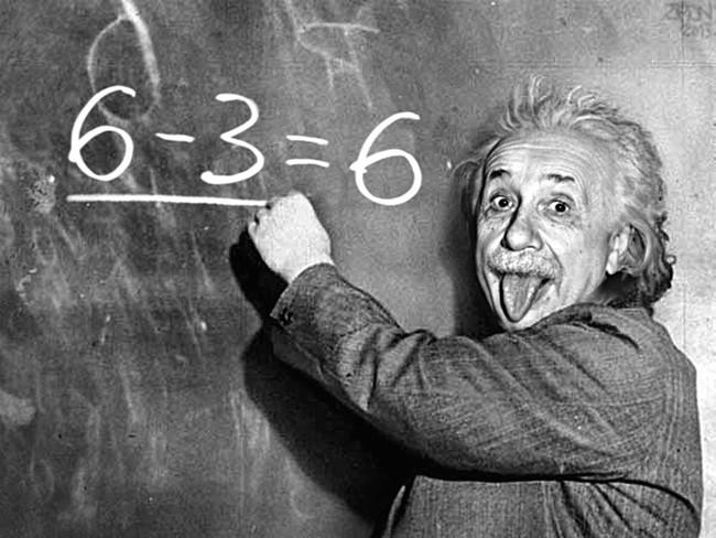 Học theo Einstein bạn sẽ có một chiến thuật đầu tư chứng khoán siêu đẳng