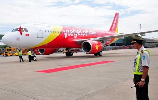 Vietjet mở đường bay Hà Nội đi Đài Bắc