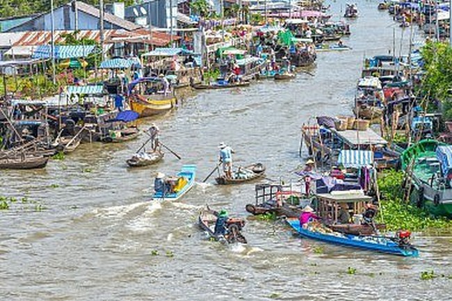 Hạn hán ở hạ lưu sông Mekong: Thủ phạm là hệ thống đập thuỷ điện?