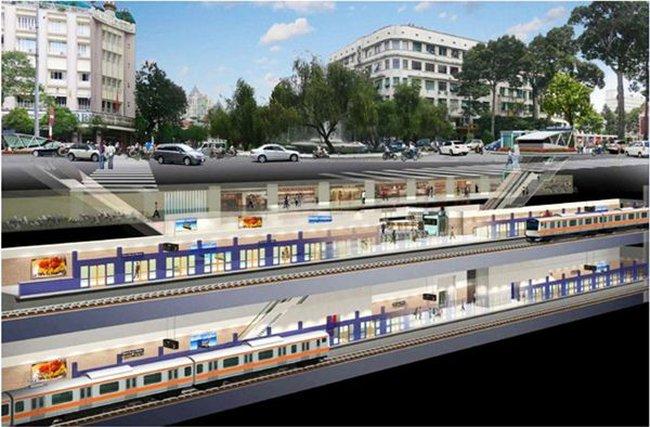 Tp.HCM xin nhiều cơ chế đầu tư cho một số dự án đường sắt trên cao