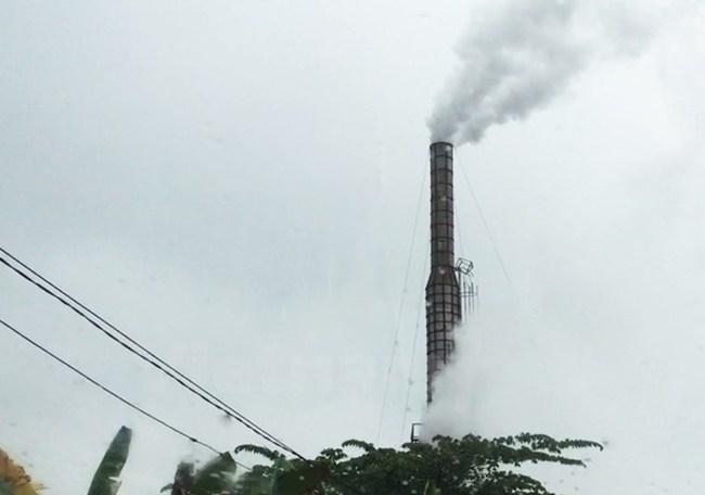 Chuẩn bị công bố báo cáo hiện trạng môi trường Việt Nam 2011-2015