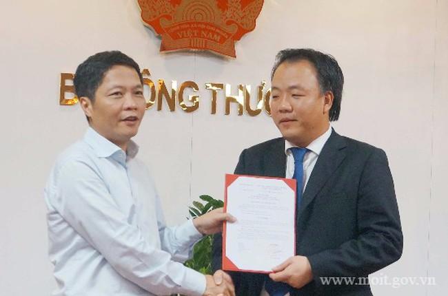 Bộ Công Thương bổ nhiệm tân Chánh Văn phòng 39 tuổi