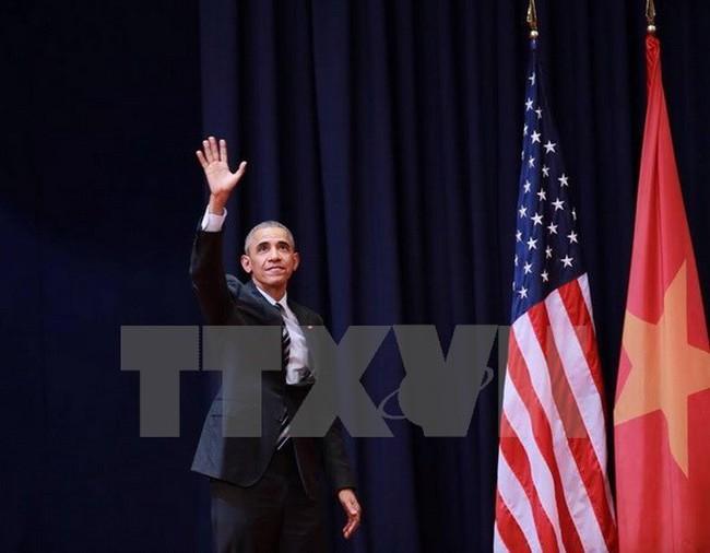 Hậu trường chuyến thăm Việt Nam và Nhật Bản của ông Obama