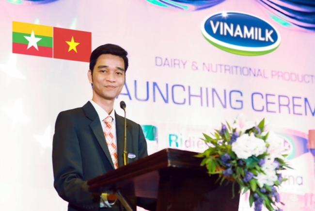Tấn công vào thị trường Myanmar, Thái Lan - Vinamilk đẩy mạnh thâm nhập và mở rộng hoạt động ở khu vực ASEAN