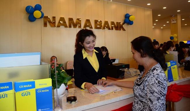 NamABank đặt mục tiêu lợi nhuận 300 tỷ năm 2016, chi cổ tức 5% bằng cổ phiếu