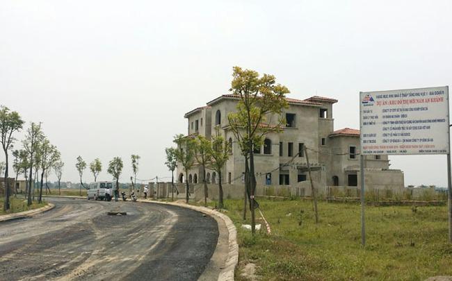 Loạt dự án đất nền, biệt thự phía Tây Hà Nội giờ ra sao?