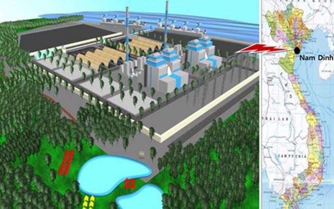 Nam Định sẽ xây nhà máy nhiệt điện 2 tỉ USD
