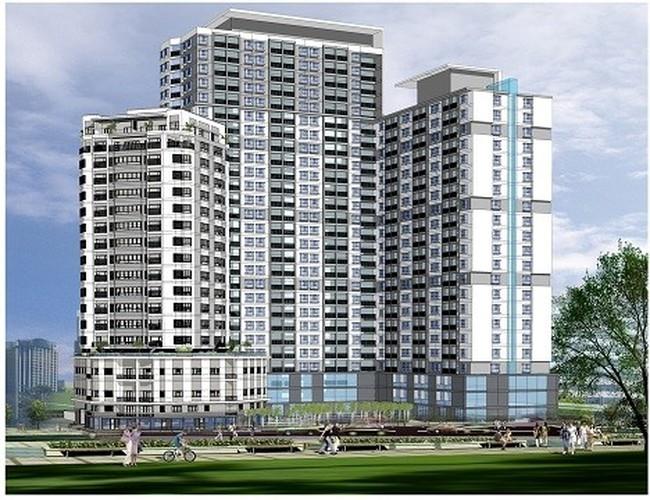 Bán được gần 40% căn hộ The Monarchy block A, Nhà Đà Nẵng ước vượt kế hoạch năm 2015 từ 15-20%