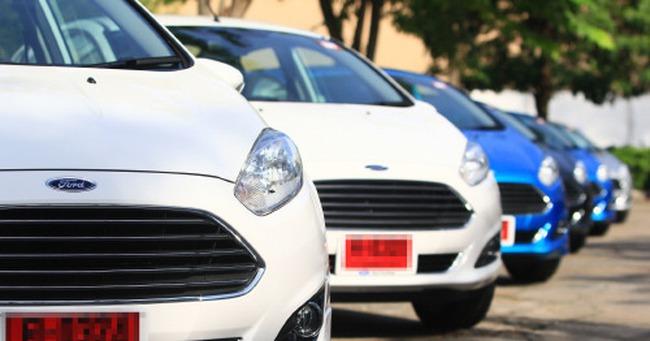 8000 chiếc Ford EcoSport, Fiesta và Focus bị triệu hồi tại Việt Nam