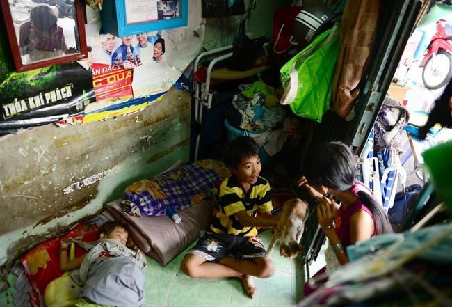 Choáng với cuộc sống trong những căn nhà siêu nhỏ trên khắp thế giới