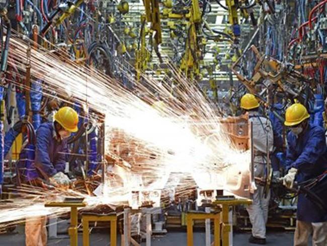 Công nghiệp Trung Quốc đang trải qua chu kỳ yếu kém nhất từ năm 2009