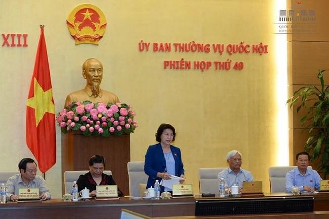 Đầu tuần tới, Quốc hội cho ý kiến về cơ cấu thành viên Chính phủ khóa XIV