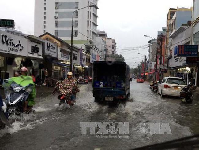 Mưa lũ, trên 1.300 hộ dân Thừa Thiên - Huế bị ngập lụt