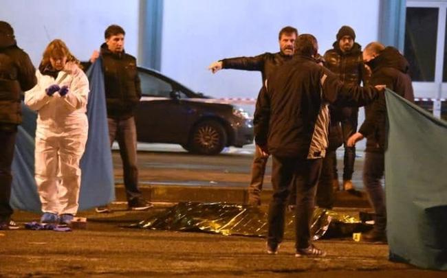 Tiêu diệt nghi phạm vụ xe điên lao vào chợ Giáng sinh ở Đức