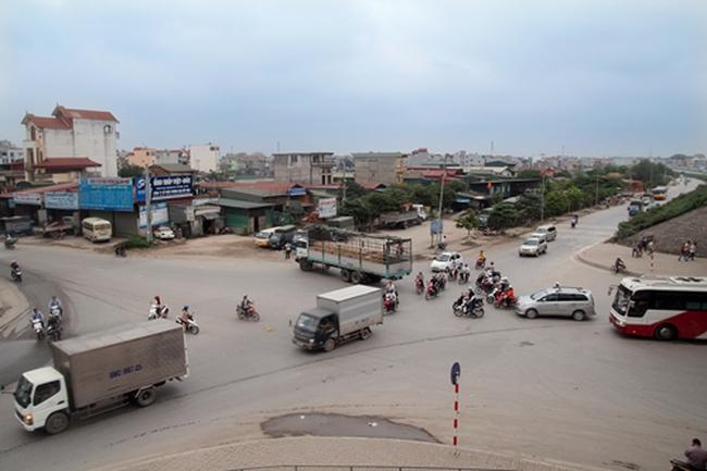 Hà Nội sẽ xây dựng nút giao thông Tam Trinh trong 4 năm