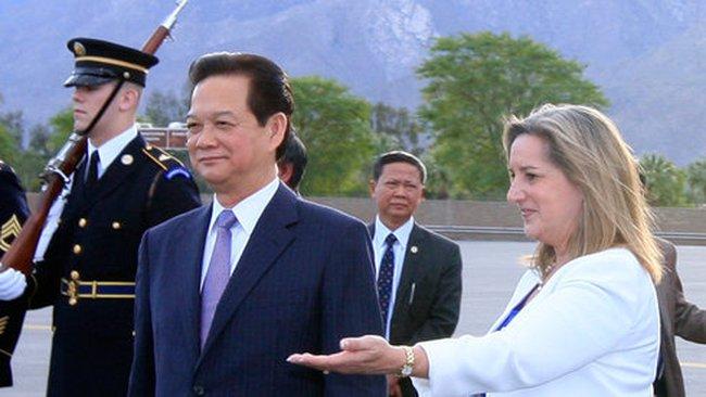 Mỹ - ASEAN và cú bắt tay Sunnylands
