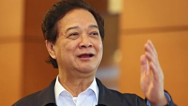 Ông Nguyễn Tấn Dũng thôi chức Phó chủ tịch Hội đồng quốc phòng an ninh