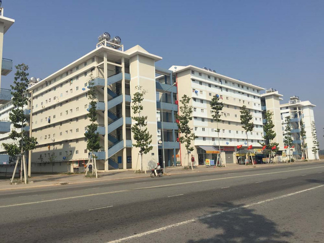TP.HCM muốn xây dựng căn hộ 100 triệu đồng cho người dân