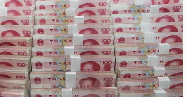 Trung Quốc bơm lượng tiền lớn vào thị trường để hỗ trợ thanh khoản