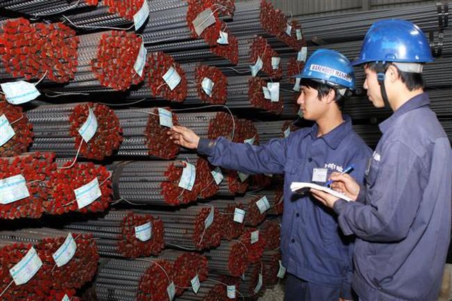 Chi gần 5 tỷ USD để nhập khẩu sắt thép