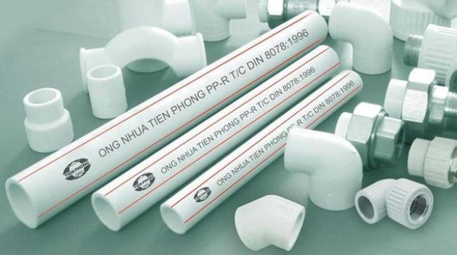 Nhựa Tiền Phong lãi trước thuế 9 tháng đạt 320 tỷ đồng, hoàn thành 77% kế hoạch 2016