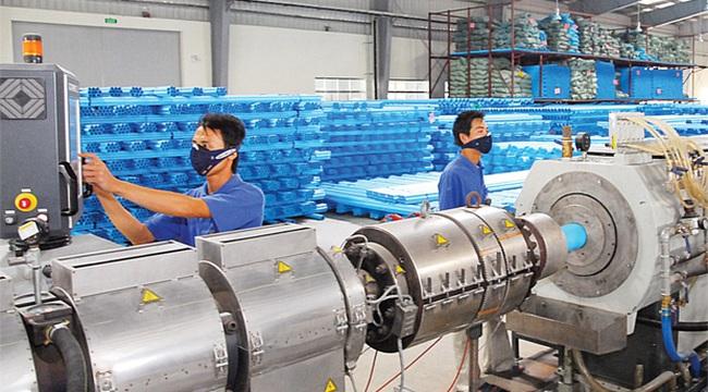 Tăng vù vù, á khôi thị giá Nhựa Bình Minh vượt ngưỡng 200.000 đồng