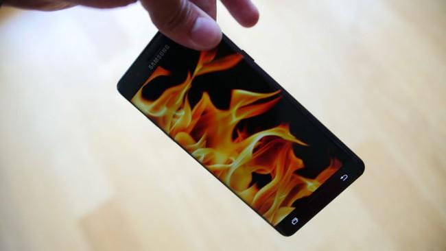 Cổ phiếu Samsung bốc hơi 22 tỷ USD trong 2 ngày vì sự cố nổ pin Note 7