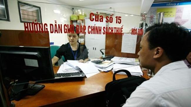 Hà Nội công bố danh sách đen 139 đơn vị nợ thuế kéo dài