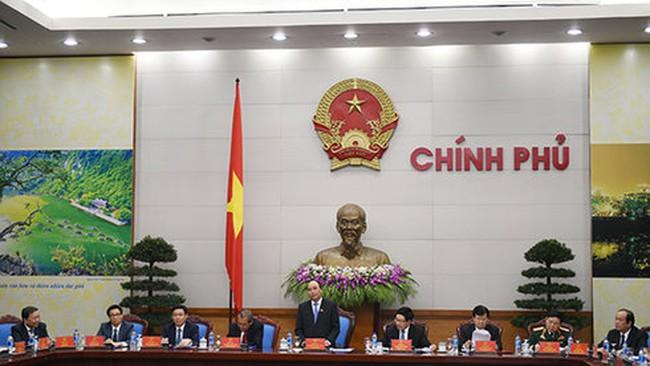 """Thủ tướng Nguyễn Xuân Phúc: """"Cái gì kìm hãm phải bỏ ngay"""""""