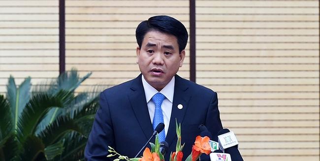 Chủ tịch Hà Nội nghiêm cấm tặng quà Tết cho cấp trên