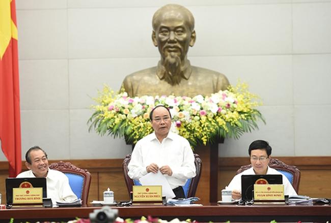 Thủ tướng: Không để lạm phát quá 5%