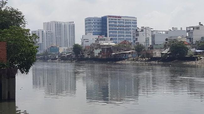 Tp.HCM chi 13.300 tỉ đồng cải thiện môi trường nước cho người dân