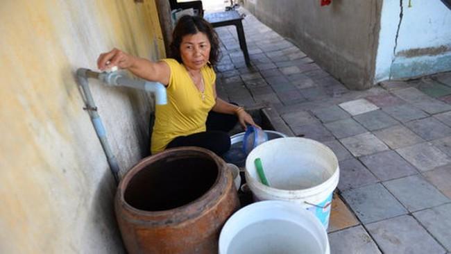 Truy thu nhanh tiền kê khống nước sạch Cần Giờ