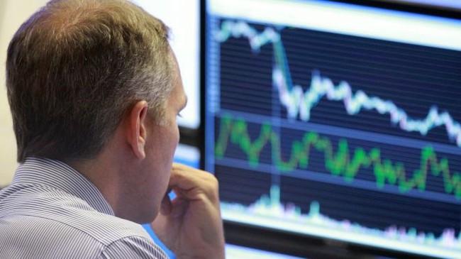 Thị trường giảm mạnh, khối ngoại tiếp tục bán ròng trong ngày cuối tháng 2