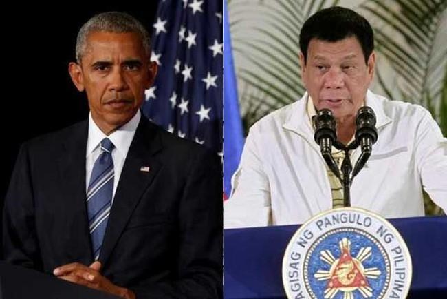 Phía sau lời thoá mạ của Tổng thống Philippines dành cho Tổng thống Mỹ
