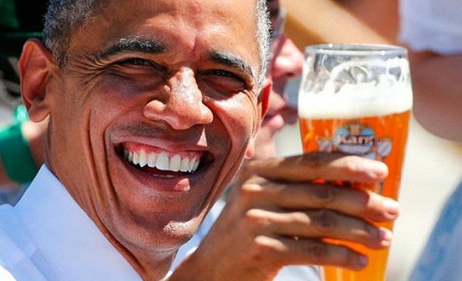 """Chuyện """"nghỉ hưu"""" của Barack Obama: """"Tôi có thể uống bia vào buổi trưa mà vợ không hay biết"""""""