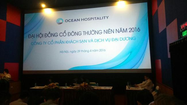 ĐHCĐ Ocean Hospitality: Vẫn chưa bán được StarCity Airport