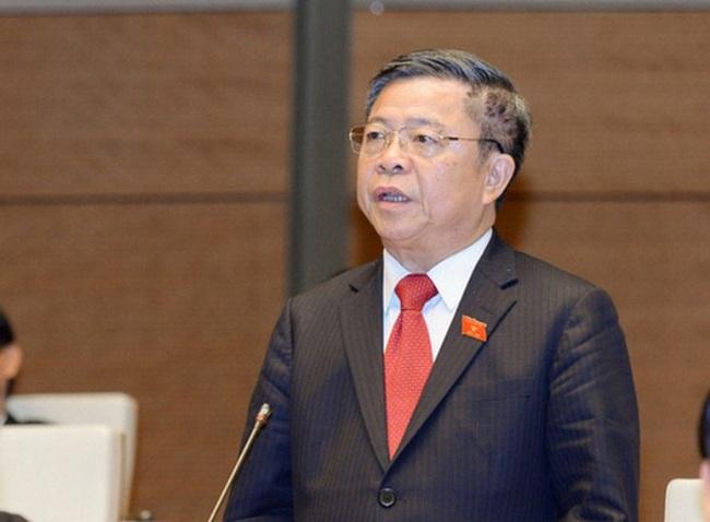 """Ông Võ Kim Cự: """"Sự việc Formosa là đột ngột, ngoài ý muốn"""""""