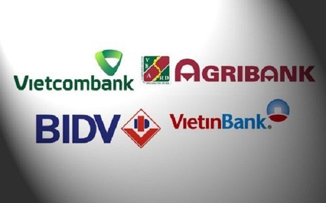 "BIDV, Vietcombank, Vietinbank và Agribank ""rủ nhau"" giảm lãi suất"