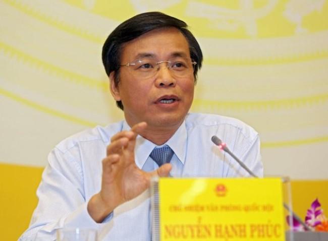 Không đủ cơ sở bác tư cách ĐBQH, nhưng ông Võ Kim Cự sẽ không được giám sát Formosa